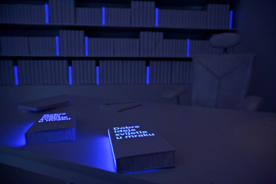 Adris – A Room That Glows in the Dark