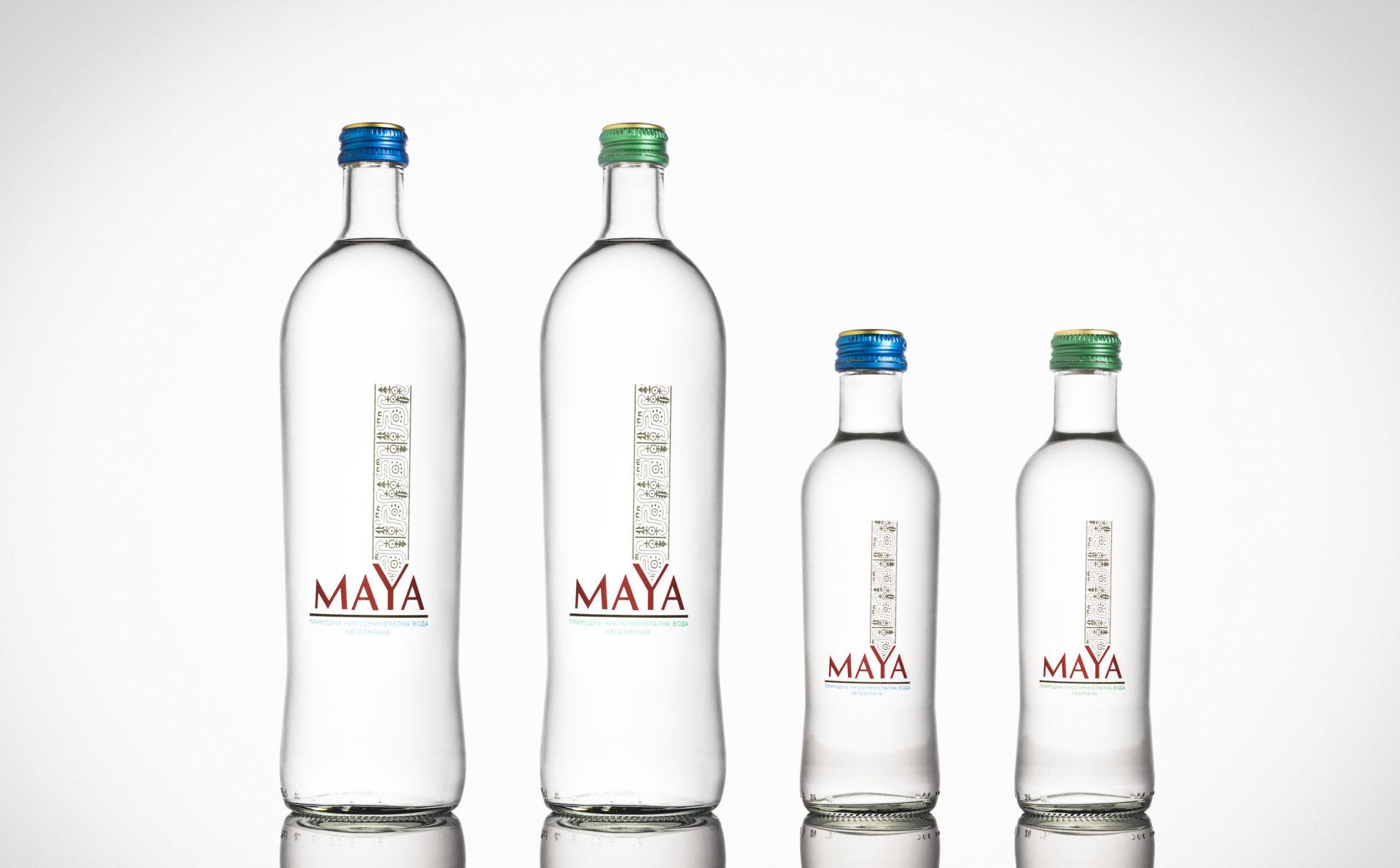 Brigada | Maya water