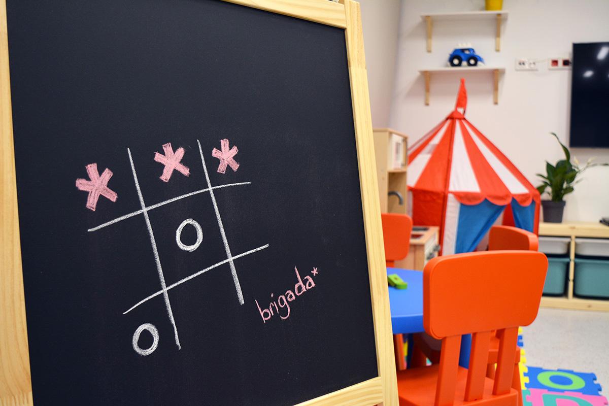 Brigada in action – Department of Pediatrics in Koprivnica