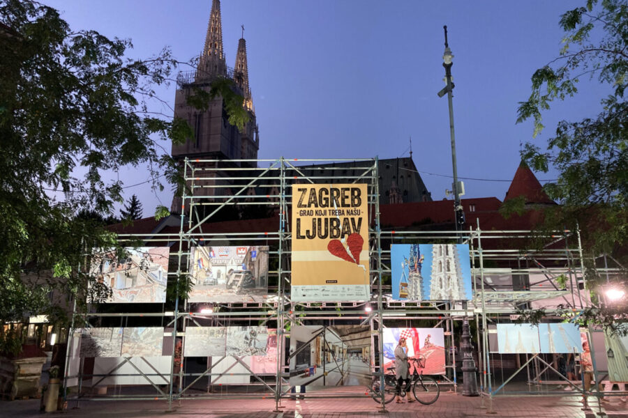 Zagreb – the city that needs our love