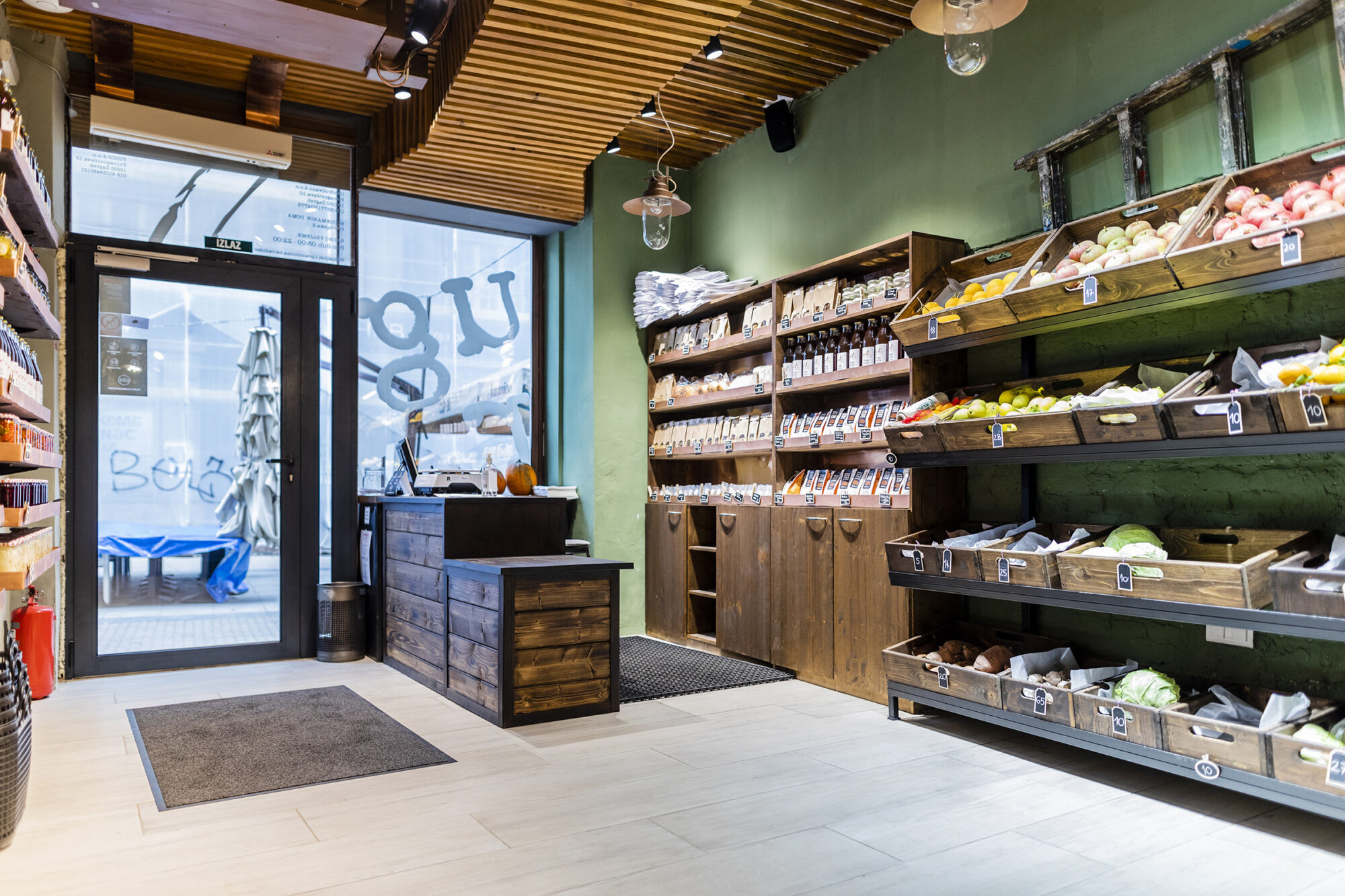 Rougemarin Doma – first store in Croatia specializing in home-cooked meals